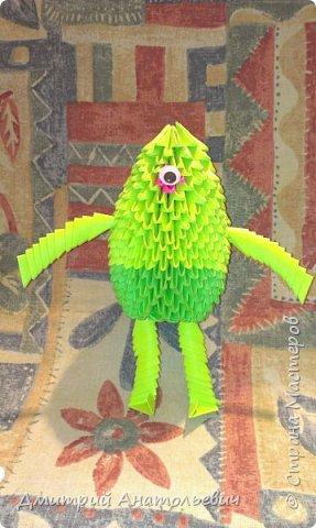 Модульное оригами - Корпорация монстров. Майк Вазовский