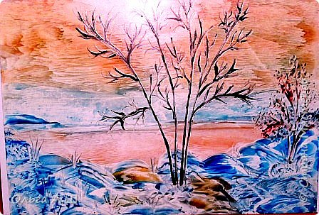 Зимний пейзаж. фото 1