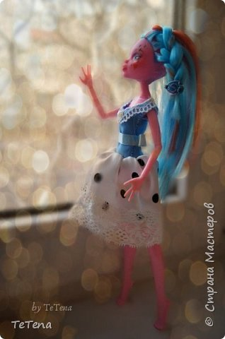 ООАК куклы monster high фото 3