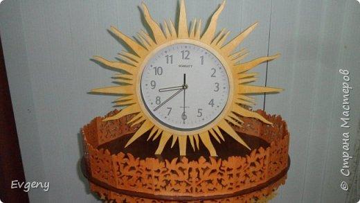 """Часы """"Солнце"""" фото 3"""