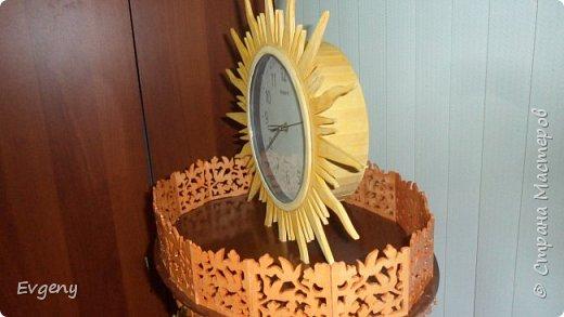 """Часы """"Солнце"""" фото 5"""