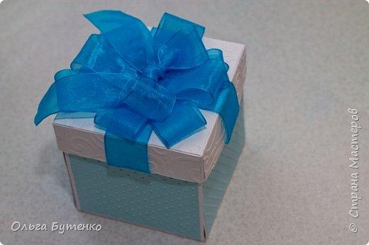 Здравствуйте! Сегодня решила показать вам мой Magic Box. Так коробочка выглядит в закрытом виде. фото 1