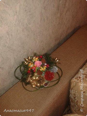 начнем с новогодней композиции фото 3