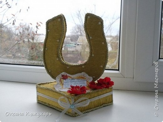 И снова здравствуйте!Подарочек делала однокласснику дочери на день рождения. фото 5