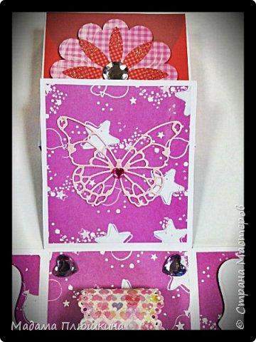 денежная коробочка на рождение девочки фото 5