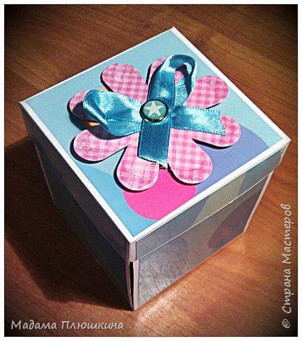денежная коробочка на рождение мальчика фото 1