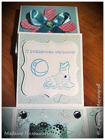 денежная коробочка на рождение мальчика фото 4