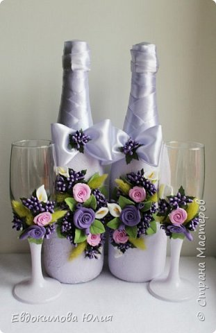 Сиреневая свадьба фото 2