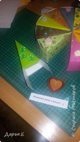 """Вот такой вот """"тортик"""" испекся у меня вчера на день рождение для жены брата... фото 3"""
