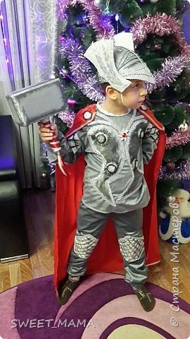 Наш костюм Тора. фото 4