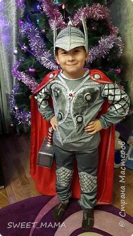 Наш костюм Тора. фото 2