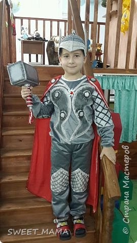 Наш костюм Тора. фото 1