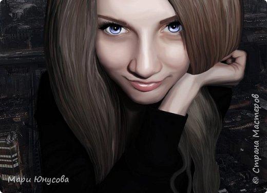 Очередной автопортрет)))