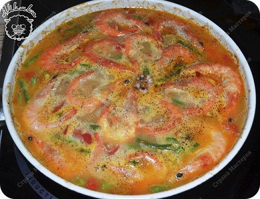 Кулинария Мастер-класс Рецепт кулинарный Паэлья из морепродуктов Овощи фрукты ягоды Продукты пищевые фото 13
