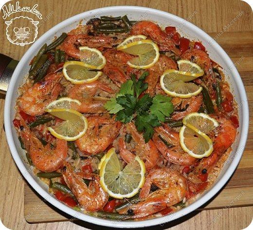 Паэлья - это повсеместное испанское блюдо со множеством вариантов приготовления.  Очередной заказ мужа ))) фото 1