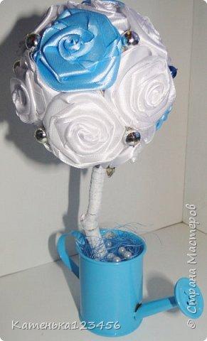 Всем привет! Хвастаюсь двумя новинками,и оба они в голубом) Первый-из сизали,фисташковые розы присутствуют,ракушки,типа бусины(из соленого теста) ,зведы из него же,шпагатные узелочки и завитушки. фото 6