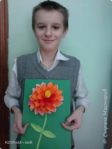 Ещё один цветок - георгин фото 1