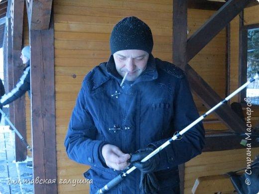 На 50-летний юбилей мужа, я подарила ему путевку на новогодние праздники в Карпаты, естественно на два человека ,т.е на него и себя)).Приехали мы в Прикарпатье 30 декабря утром. Вот такой красотой нас встретили горы. фото 4