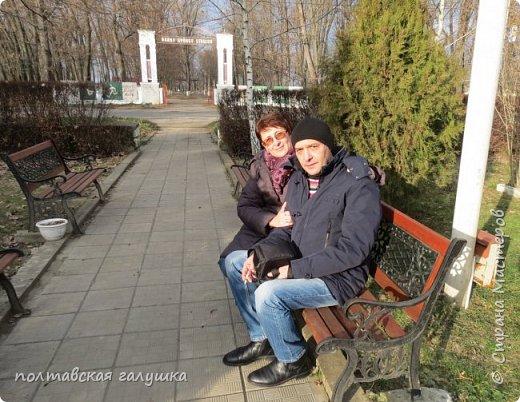 На 50-летний юбилей мужа, я подарила ему путевку на новогодние праздники в Карпаты, естественно на два человека ,т.е на него и себя)).Приехали мы в Прикарпатье 30 декабря утром. Вот такой красотой нас встретили горы. фото 14