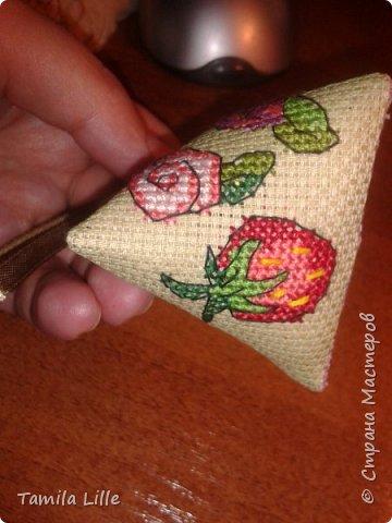 Клубнично-розовая прелесть фото 6