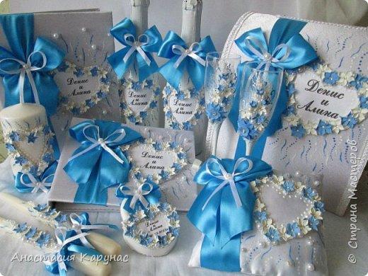 Свадебные аксессуары--зимнее фото 1