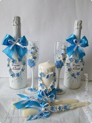 Свадебные аксессуары--зимнее фото 3