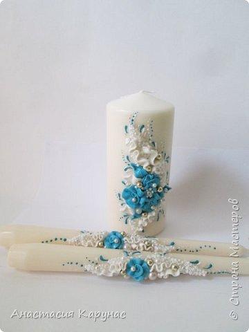 Свадебные аксессуары--зимнее фото 7