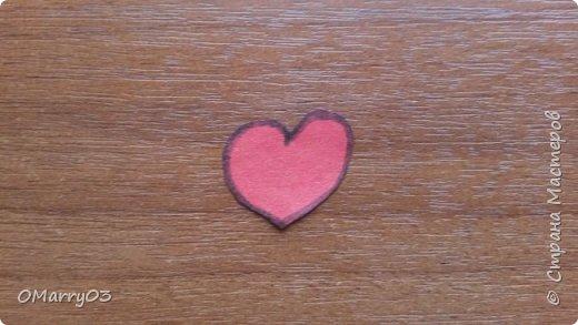 Валентинка для любимого человека.  фото 5
