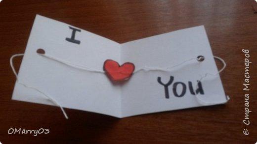Валентинка для любимого человека.  фото 8