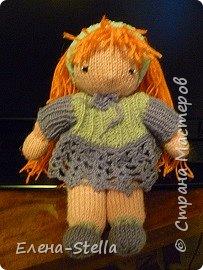Новая куклена Йоко. Почему? Сама не знаю! фото 2