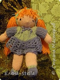 Новая куклена Йоко. Почему? Сама не знаю! фото 1