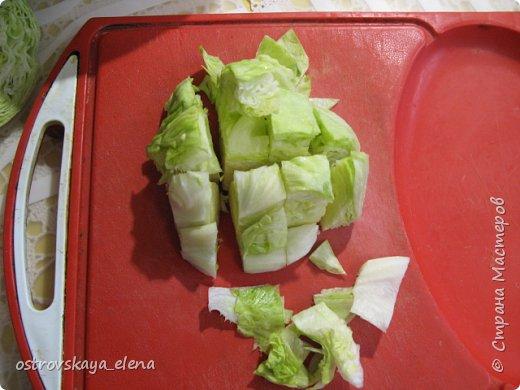 Этот салат один из самых любимых в нашем семействе.... фото 3