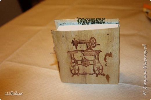 Блок для записей фото 2