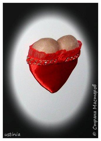 скоро день влюблённых!!и надо чем то удивлять своего любимого))))надумался у меня такой магнитик на холодильник под него можно записочку про любофффф   хочу и с вами поделиться идеей.... фото 11