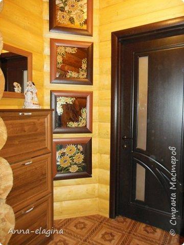Витражная роспись зеркала фото 1