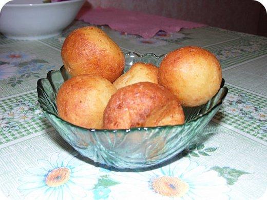 Творожные шарики. фото 2