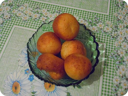 Творожные шарики. фото 1