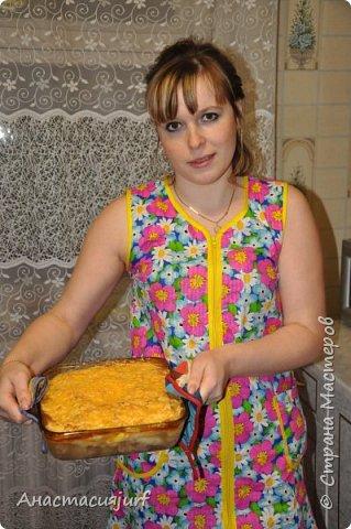 Картошечка во всей красе! Только из духовки.