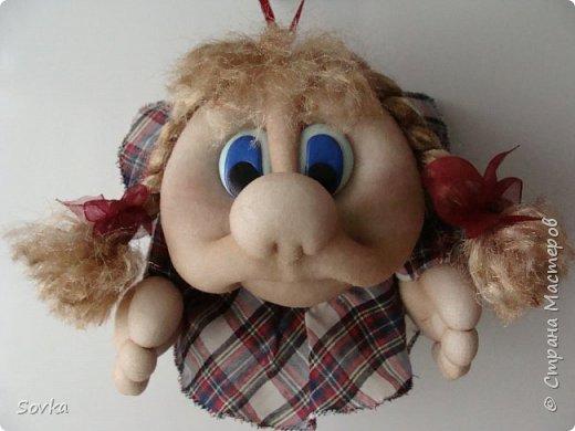 Маруся. Моя первая кукла.