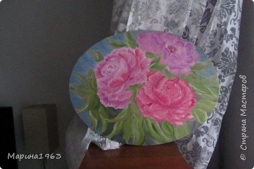 Розовые розы. фото 4