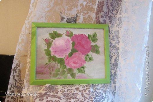 Розовые розы. фото 3