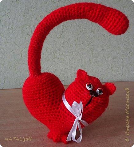 Вот и мой котейко... по МК Марины https://stranamasterov.ru/node/506017?c=favorite , Спасибо!!! фото 1