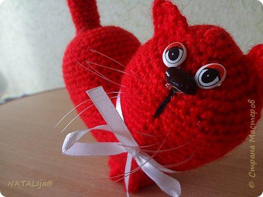 Вот и мой котейко... по МК Марины https://stranamasterov.ru/node/506017?c=favorite , Спасибо!!! фото 2