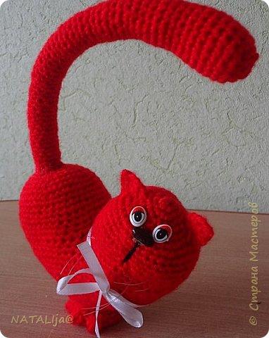 Вот и мой котейко... по МК Марины https://stranamasterov.ru/node/506017?c=favorite , Спасибо!!! фото 3