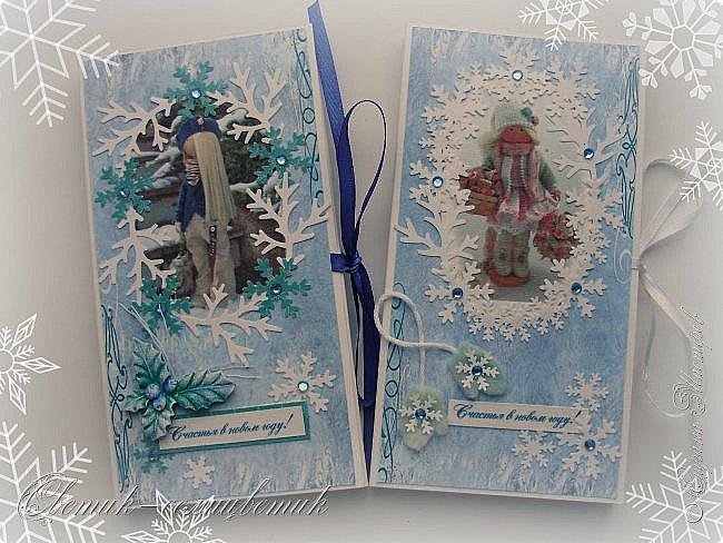 Покажу последние шоколадницы прошлого года и попрощаюсь с Новогодними праздниками:) До свидания, Новый год! Фотографии серые, но поверьте мне на слово: первые две - очень нежные, а третья яркая:)  фото 1