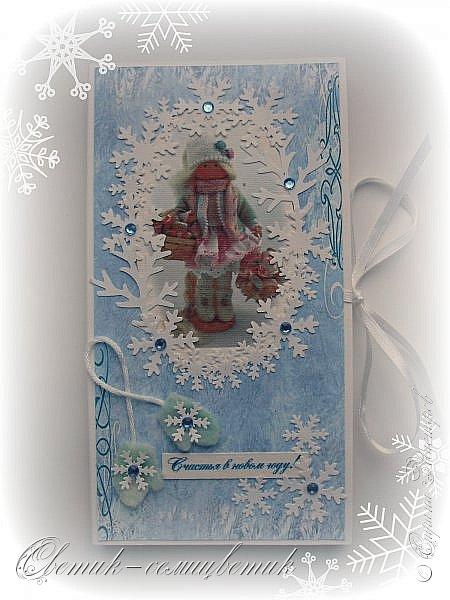 Покажу последние шоколадницы прошлого года и попрощаюсь с Новогодними праздниками:) До свидания, Новый год! Фотографии серые, но поверьте мне на слово: первые две - очень нежные, а третья яркая:)  фото 4