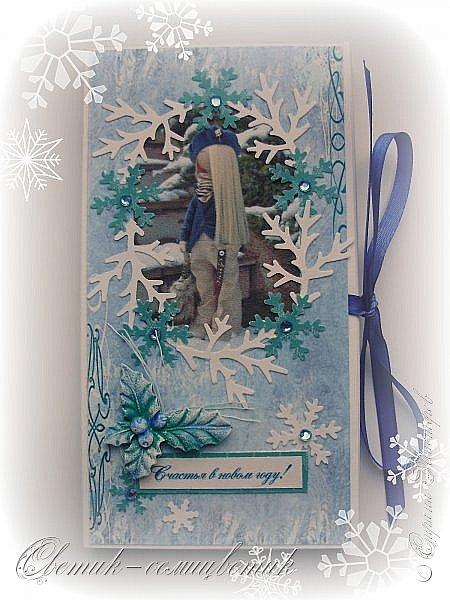 Покажу последние шоколадницы прошлого года и попрощаюсь с Новогодними праздниками:) До свидания, Новый год! Фотографии серые, но поверьте мне на слово: первые две - очень нежные, а третья яркая:)  фото 9