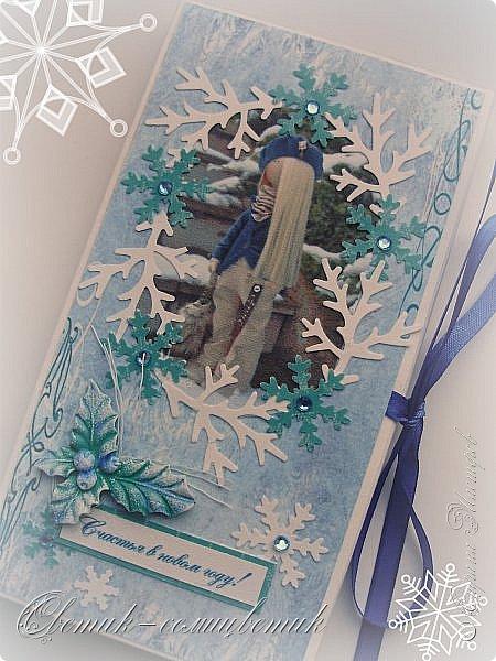 Покажу последние шоколадницы прошлого года и попрощаюсь с Новогодними праздниками:) До свидания, Новый год! Фотографии серые, но поверьте мне на слово: первые две - очень нежные, а третья яркая:)  фото 10
