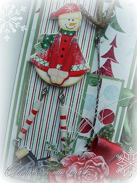 Покажу последние шоколадницы прошлого года и попрощаюсь с Новогодними праздниками:) До свидания, Новый год! Фотографии серые, но поверьте мне на слово: первые две - очень нежные, а третья яркая:)  фото 16