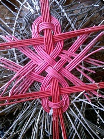 Мастер-класс Плетение Продолжение мастер класса Ажурные крышки Овальные формы Трубочки бумажные фото 3